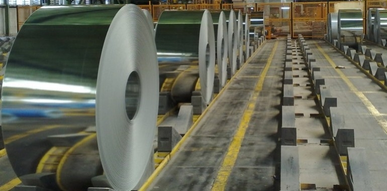 Steel ingot production up 45% in 1st 10 months