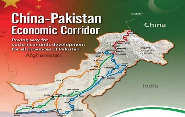 Iran can join China-Pakistan Economic Corridor (CPEC)