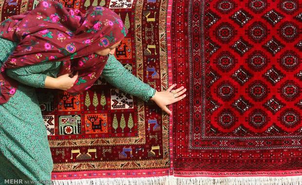 'Iran has upper hand in global hand-woven rug market'