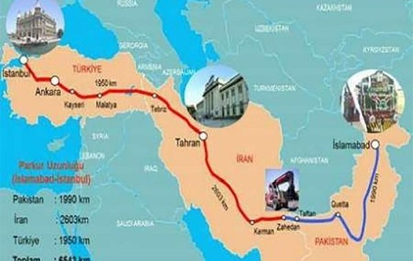 Iran, Pakistan call for implementation of ECO Train