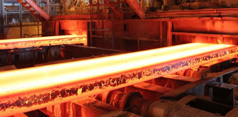 Steel ingot output rises 9% in 4 months on year